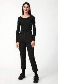 ARMEDANGELS - EVVAA  - Long sleeved top - black - 1