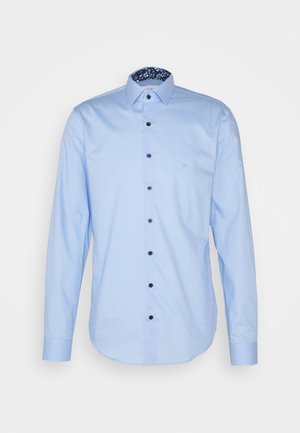 CONTRAST SLIM FIT - Formal shirt - light blue