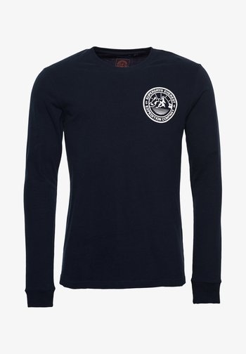 EVEREST - Long sleeved top - rich navy