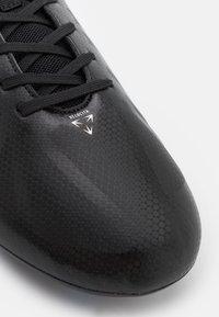 Umbro - VELOCITA VI CLUB FG - Moulded stud football boots - black/white/cyan blue - 5
