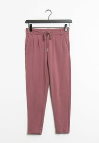 ONLY - Tracksuit bottoms - pink - 0