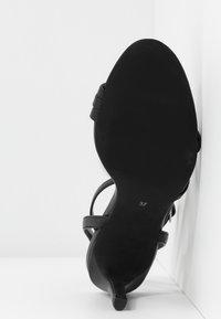 Zign - Sandaler med høye hæler - black - 6