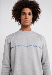 Tonsure - YOUR EMAIL - Sweatshirt - grey - 4