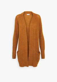 JDY - MEGAN  - Cardigan - leather brown - 3