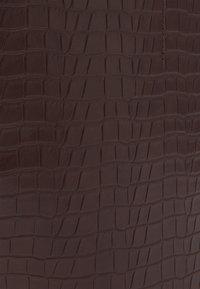 Who What Wear - KORY SET - Handbag - deep mahogany - 4