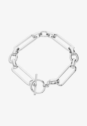 Bracelet - rhodium