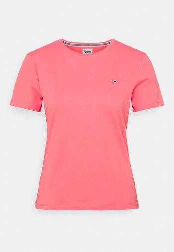 TJW SOFT TEE - Print T-shirt - botanical pink