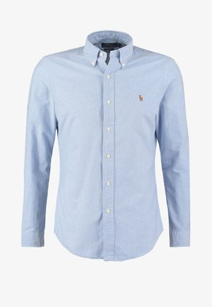 SLIM FIT - Skjorta - blue