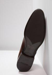 Doucal's - PIETRO PISA - Smart lace-ups - cognac - 4