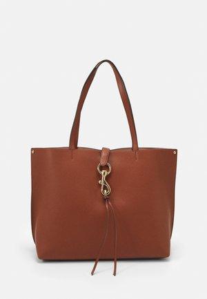 MEGAN TOTE - Shopping bag - acorn