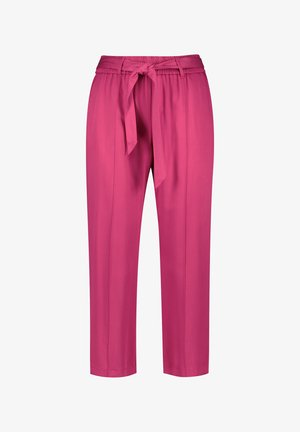 Trousers - himbeere