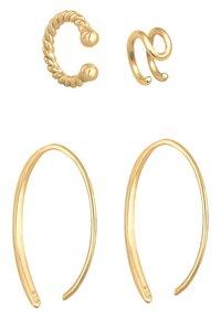 Elli - SET BASIC BLOGGER - Earrings - gold-coloured - 3