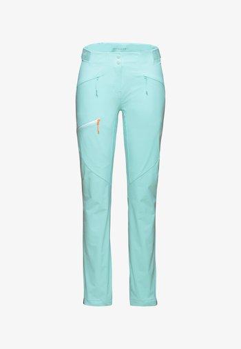 Outdoor trousers - dark frosty