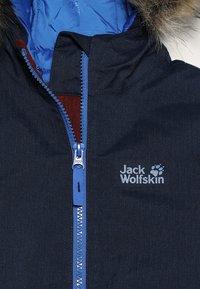 Jack Wolfskin - BANDAI JACKET KIDS - Winterjacke - night blue - 6