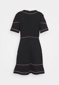 Love Moschino - Jersey dress - black - 7