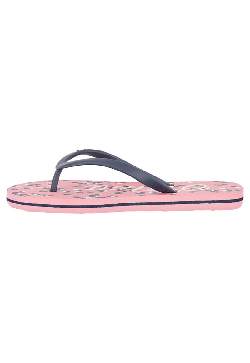 O'Neill - Pool shoes - pink aop w/ blue