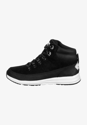 BACK TO BERKLEY - High-top trainers - black/white