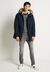 Jack & Jones - JJIGLENN JJORIGINAL - Slim fit jeans - grey denim - 2