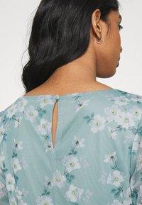 Vila - VIMIRANDA - Print T-shirt - jadeite - 4