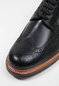 Grenson - ARCHIE - Lace-ups - black - 5