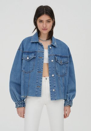 Denim jacket - light blue