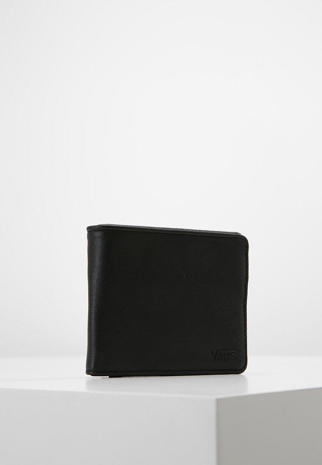 DROP BIFOLD - Portfel - black