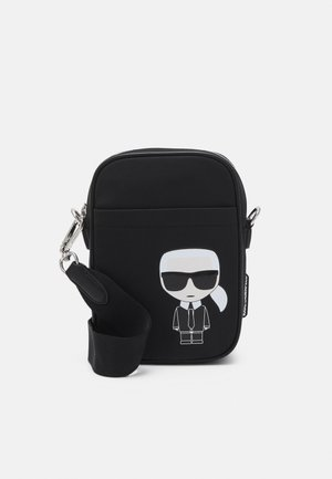 IKONIK CROSSBODY - Across body bag - black