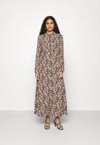 Mavi - PRINTED DRESS - Maxi dress - red flower print - 0