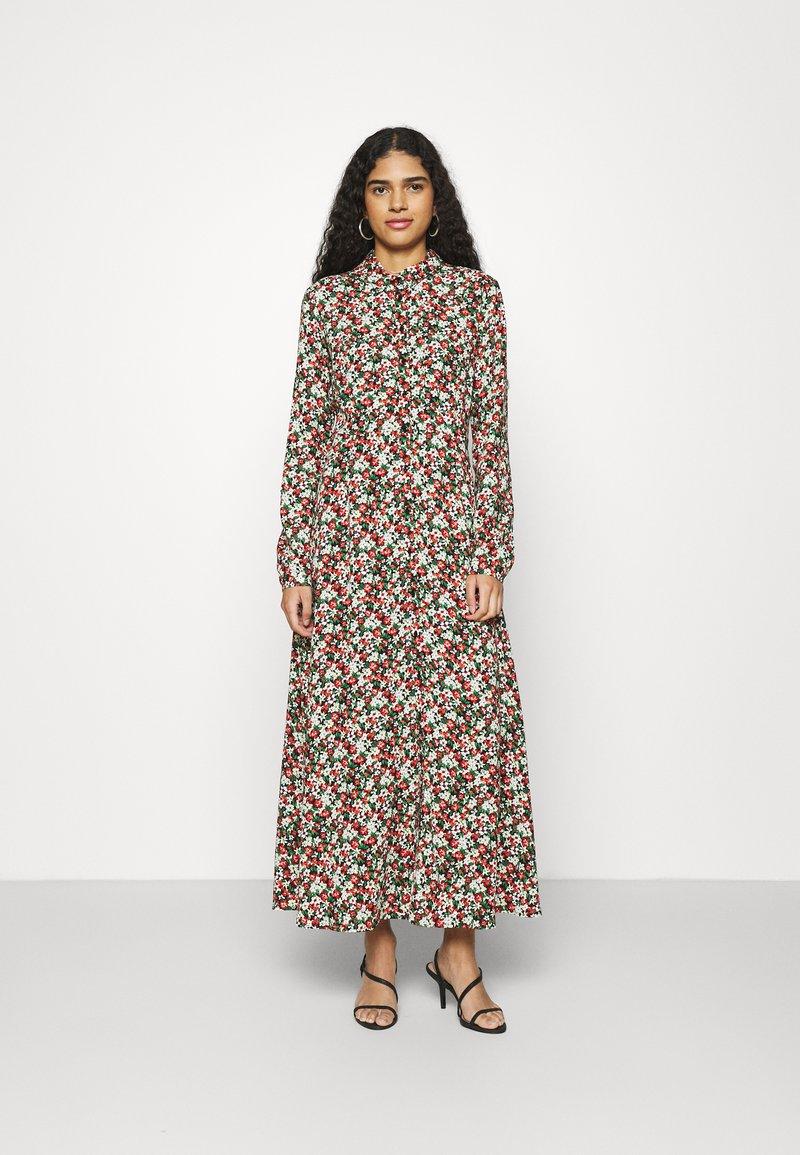 Mavi - PRINTED DRESS - Maxi dress - red flower print