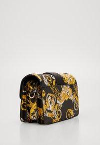 Versace Jeans Couture - SHOULDER BAG - Borsa a mano - black - 1