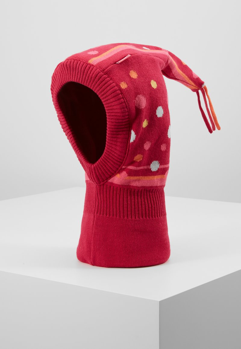 Maximo - KIDS - Mütze - dark pink/fandango pink