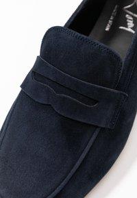 Toral - Slip-ons - marine blue - 2