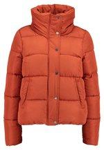 ONLCOOL PUFFER JACKET - Winter jacket - arabian spice
