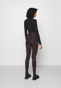 Monki - Leggings - Trousers - black - 2