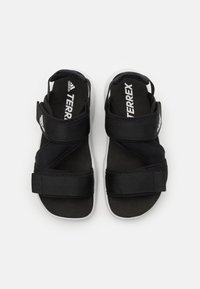 adidas Performance - TERREX SUMRA - Outdoorsandalen - core black/footwear white - 3