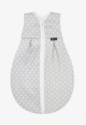 MOLTON THERMO - Baby's sleeping bag - ash
