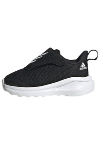 adidas Performance - FORTARUN AC RUNNING SHOES - Löparskor stabilitet - black - 9