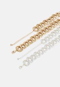 Monki - Necklace - silver-coloured/gold-coloured - 1