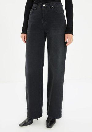 PARENT - Straight leg jeans - black