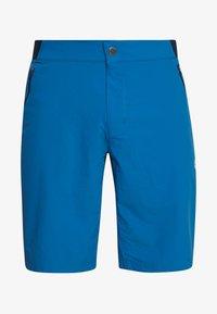 Jack Wolfskin - DELTA  - Szorty trekkingowe - indigo blue - 4