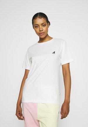 INDIANA REGULAR FIT - T-shirt basic - white