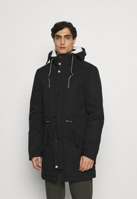 INDICODE JEANS - CARVER - Winter coat - black - 0
