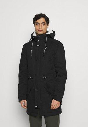 CARVER - Abrigo de invierno - black