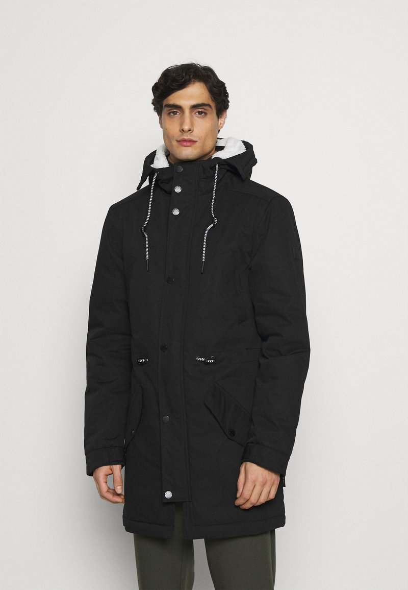 INDICODE JEANS - CARVER - Winter coat - black