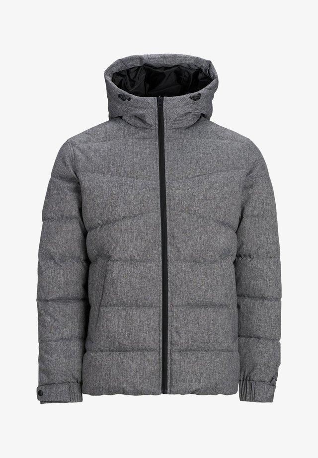 Abrigo de invierno - white melange