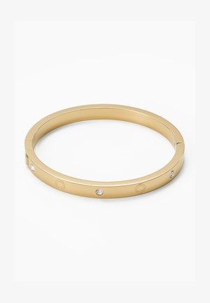 INFINITE SPADE ENGRAVED SPADE BANGLE - Náramek - gold-coloured