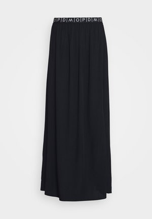 SKIRT - Maxi sukně - scandinavian blue