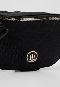Tommy Hilfiger - POPPY BUMBAG - Bum bag - black - 5