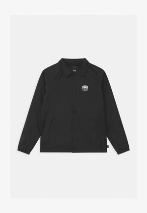 BY TORREY BOYS - Waterproof jacket - black/white