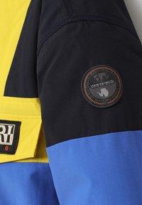 Napapijri - RAINFOREST COLOUR BLOCK - Light jacket - blue dazzling - 2